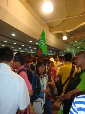 多彩科技上海世博会三日游记