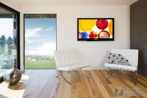 创建智慧家居生活 海尔首推智能电视