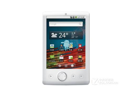 Android 2.1操作系统 智器 T7现1335元