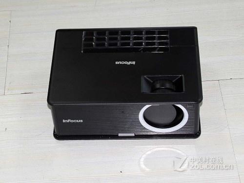 3D+宽屏 富可视IN2196教育投影新上市