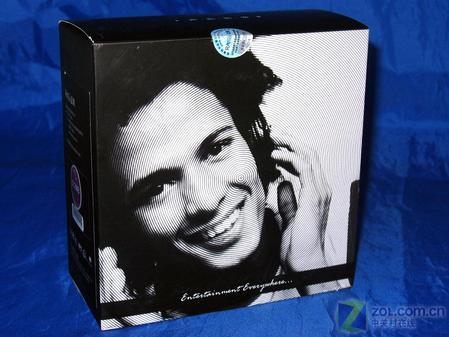 蓝魔 V200包装盒
