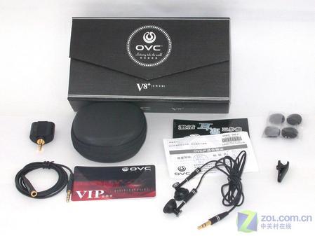 OVC V8+