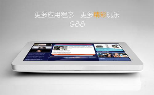 8GB售价499 原道G88 TOUCH公布零售价