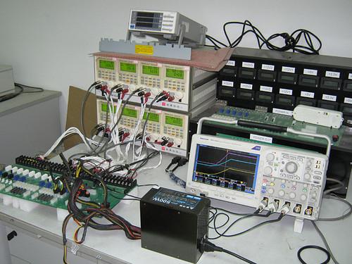30款400-450W电源横评