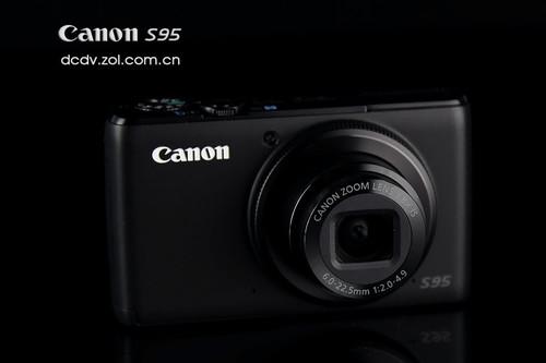 F2.0大光圈双重防抖卡片 佳能S95图赏