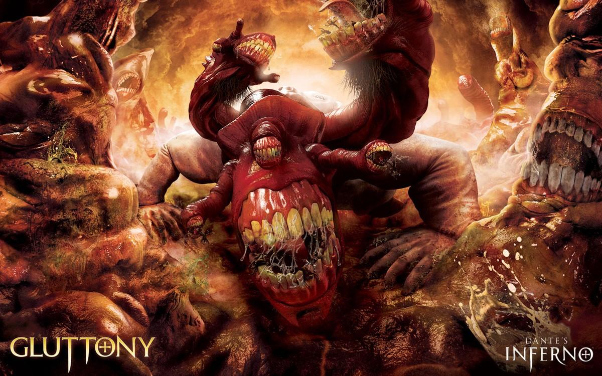 地下十八层_【高清图】 杀入地下十八层 《但丁地狱》精美壁纸图3
