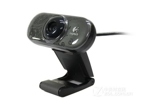 网购快报 罗技C210摄像头亚马逊促销