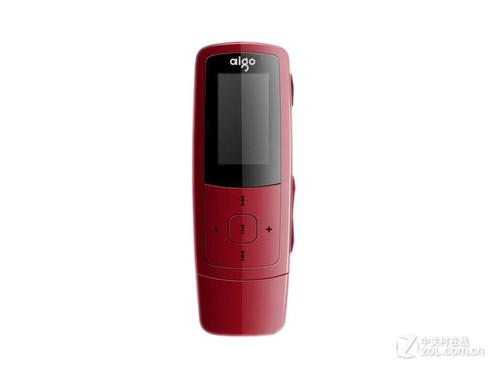红色纯音型MP3 爱国者U202才卖121元