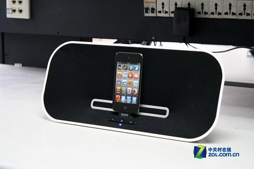 实战iPod Touch4!DOSS苹果音箱评测