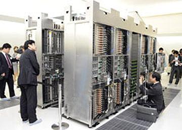 日本超算机K Computer