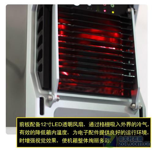 双LED扇带读卡器 佑泽推游戏小子机箱