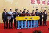 商务部、工业和信息化部、国台办、江苏省政府、苏州市政府、中国工程院在内的数十位领导及专家院士等领导一同启动eMEX 2010。