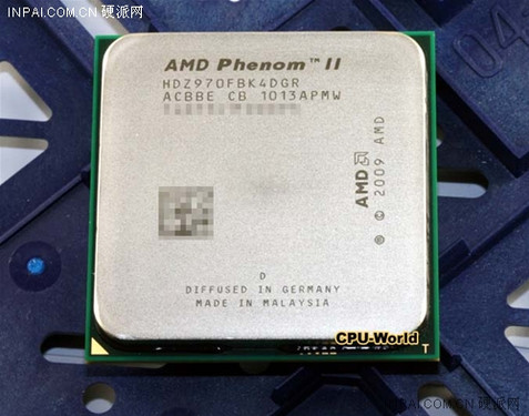 开核不死 羿龙II四核970T成功破解六核