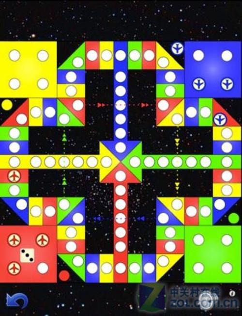 游戏中可更换经典的飞机棋牌,万圣节主题,加入夜晚星空背景,根据实际