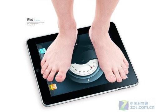 网友恶搞iPad 创造出更KUSO使用方法