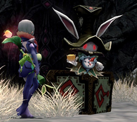 龙之谷第三章新增玩法:次元兔子