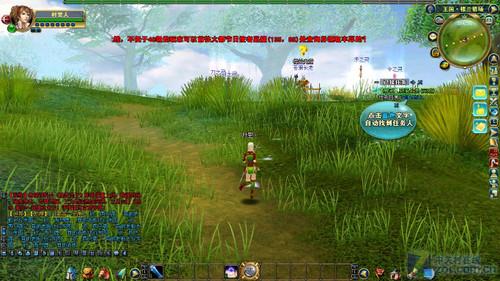游戏的登陆界面是成吉思汗的画像,很怀古,那一瞬间仿佛回到了课堂上