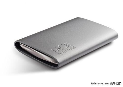 LaCie斯塔克设计移动硬盘升级USB 3.0