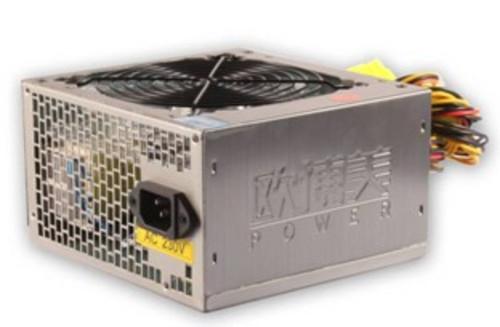 欧博美'黑金'彩钢电源  稳定更防辐!