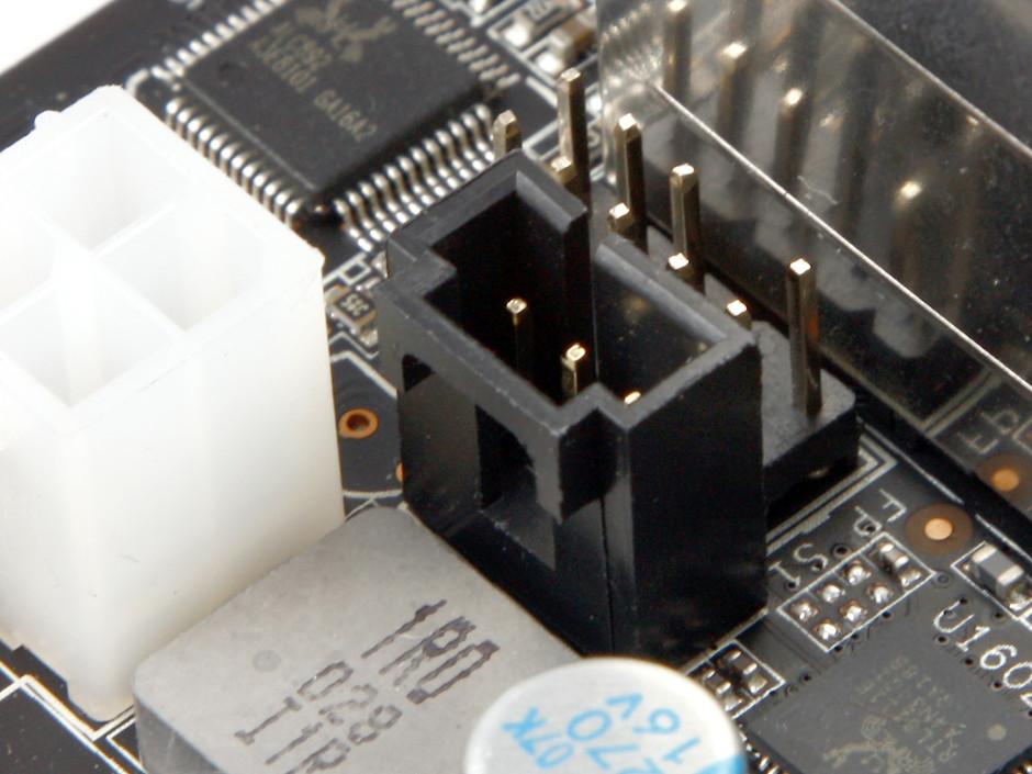 CPU风扇接口定义