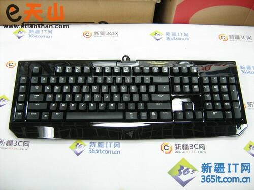 【高清图】 雷蛇首款机械键盘黑寡妇蜘蛛机械键盘图3