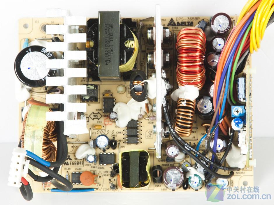 台达dps-365bb大图-第11页-机箱电源-zol中关村在线