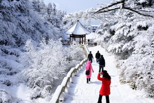你的家乡是否入选?国内春节美景TOP10