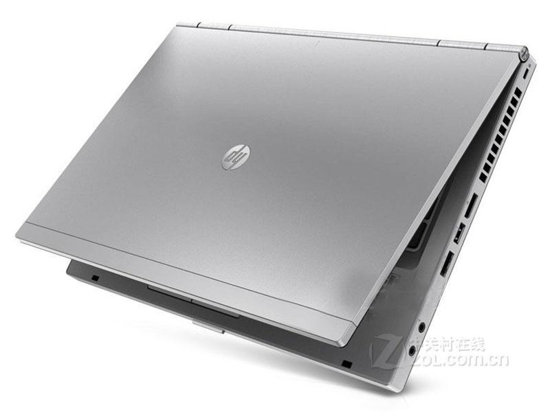 【高清图】惠普8560p笔记本电脑评测图解