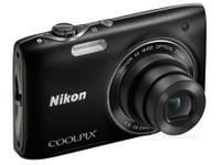尼康S3100 家用相机 活动期间为您节省240元,机打发票、包邮。还等什么?