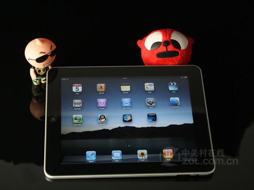 iPad引领电脑潮流巨变 平板时代即将来临