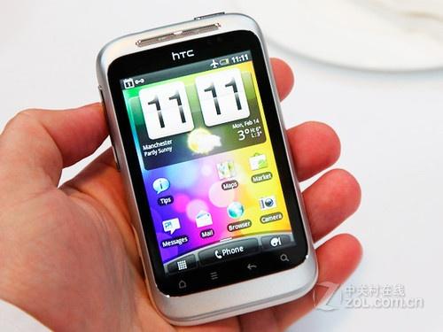 经典智能安卓机  HTC G13再次降价