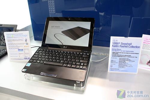 CeBIT 2011:华硕展出多款上网本产品