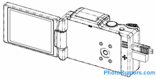 相机细节手绘图
