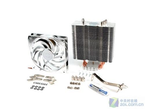 安装便捷静音好 变形金刚3散热器评测