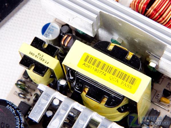 b待机电路变压器