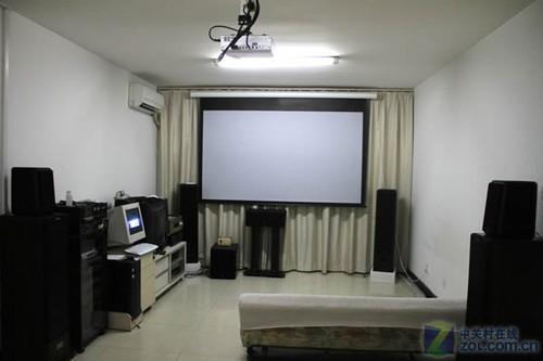 专家支招 全封闭家庭巨幕影音空间改造