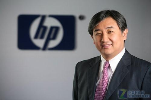 HP打印及成像系统集团全球副总裁钱越