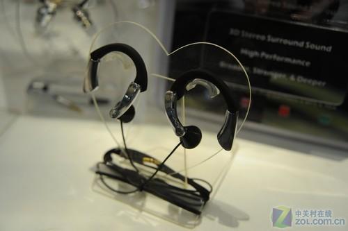 6品牌的创意耳机太用了特殊的腔体结构设计
