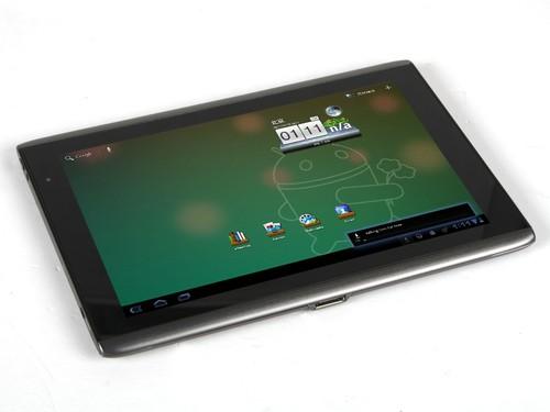 五款世界级平板电脑横评——宏碁A500
