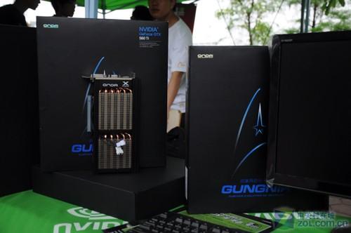 感受GPU技术的魅力 NV校园行广工大实录