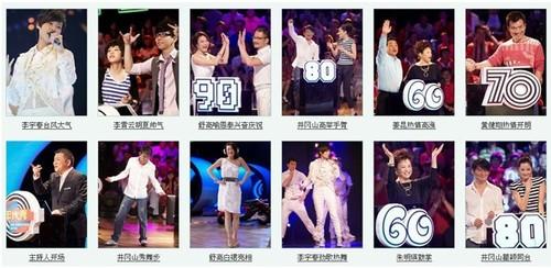 CCPO西铂手机冠名深圳卫视《年代秀》