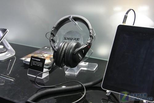 PALM2011:舒尔专业话筒设备亮相展会