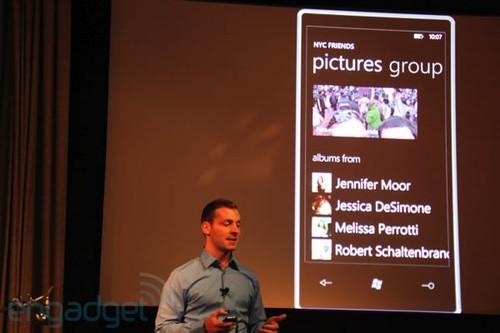 Windows Phone 7 芒果发布会现场直播