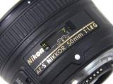 尼康AF-S 50mm f/1.8G局部细节图