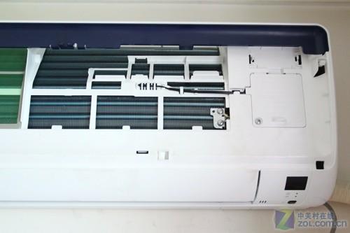 三星空调室内机拆卸图解