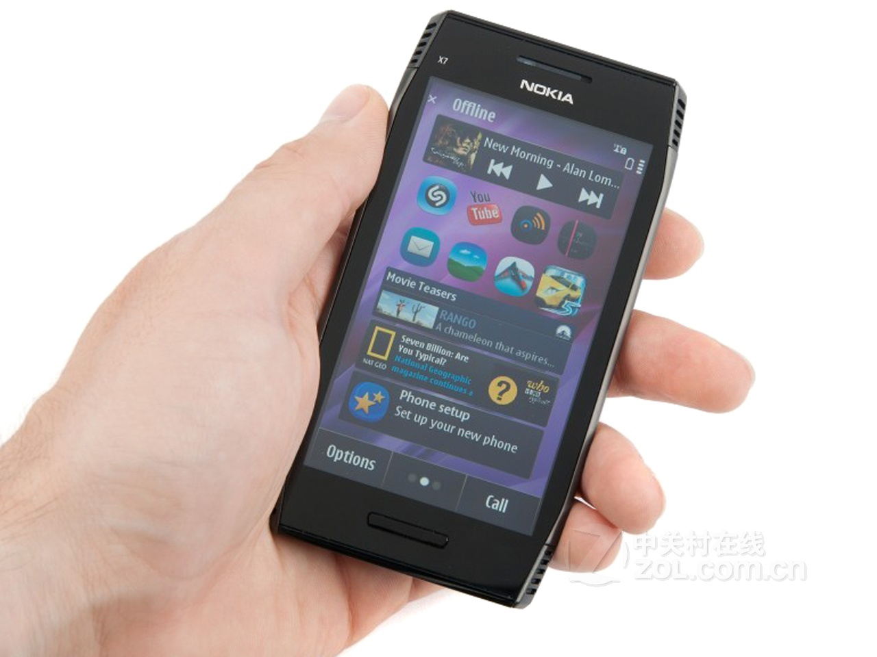 诺基亚nokia X7-00用户手册说明书下载 - Andyu - Andyu的空间