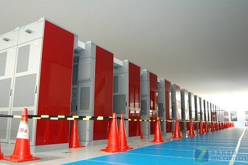 揭秘日本最新超算机K Computer(图)