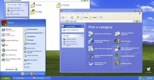 indows XP系统用户占4成 Win7难超越