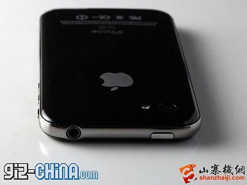 厚度仅7毫米 山寨泄露版iPhone5机模曝光_苹果