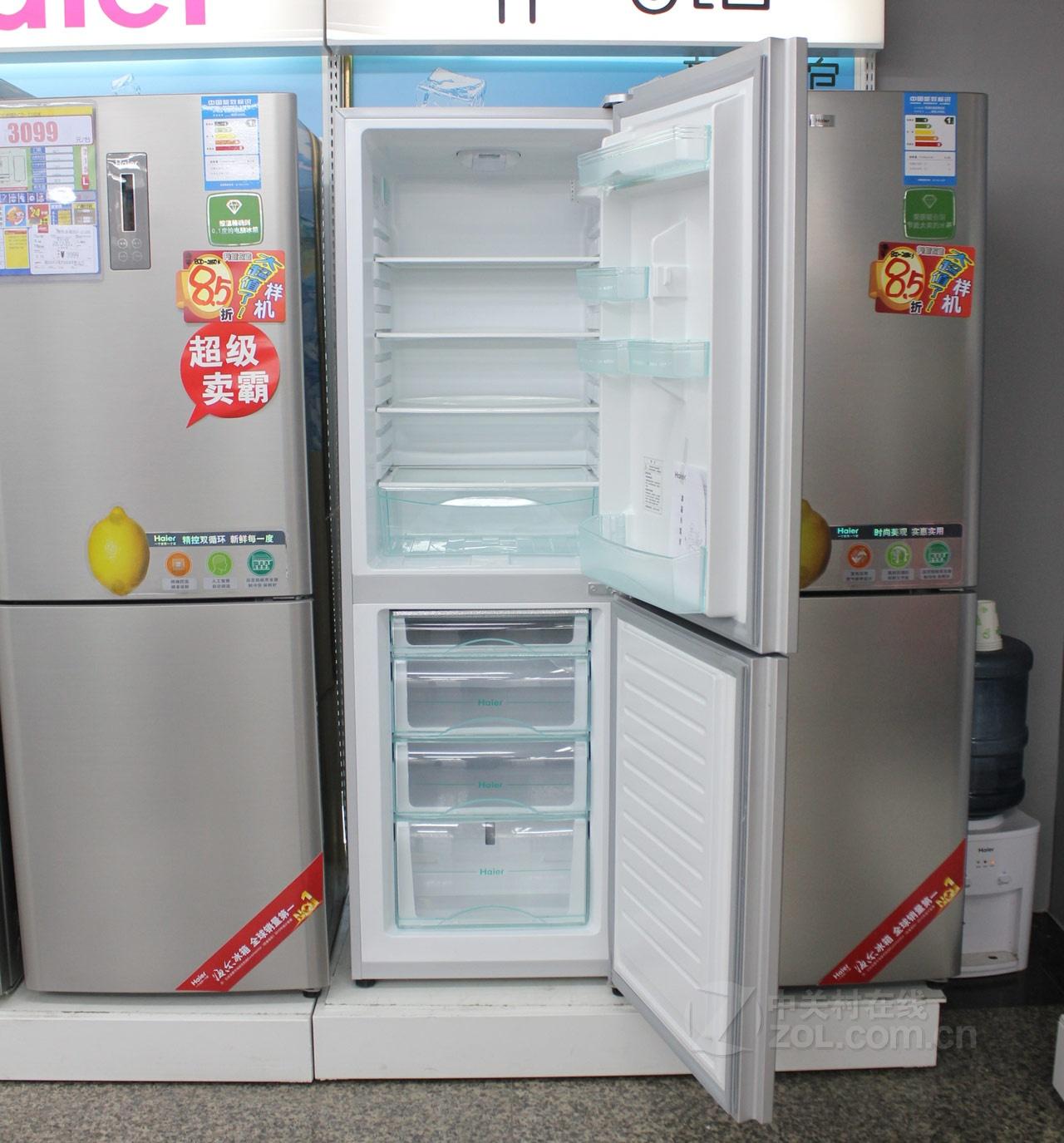 海尔冰箱bcd 215ks接线图